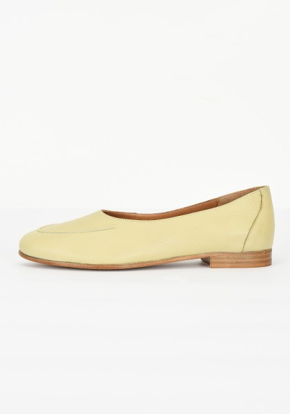 Inuovo Loafers Leather Olive