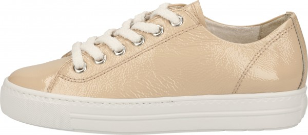 Paul Green Sneaker Leder Beige