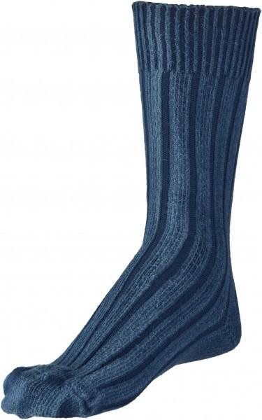 Birkenstock Fashion Denim Socken Baumwolle Navy