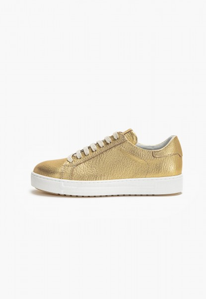 Inuovo Sneaker Leather Gold