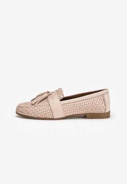 Inuovo Loafers Leather light pink
