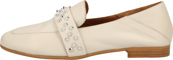 Inuovo Loafers Leather offwhite