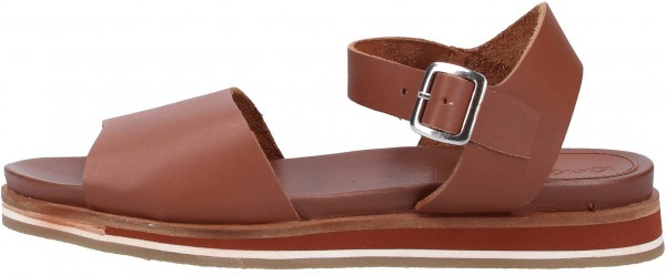 Kickers Sandals Leather brown