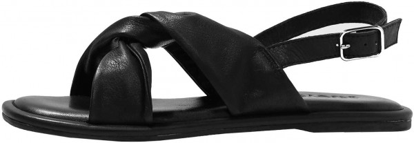 Inuovo Sandals Leather black2