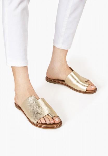 Inuovo Sandalen Leder Gold