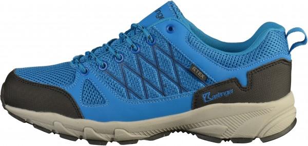 Kastinger Wanderschuhe Lederimitat/Textil Blau
