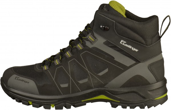 Kastinger Hiking Shoes Syntetik/Textile Black/green