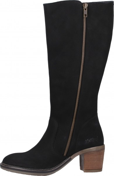 Kickers Boots Leather black2