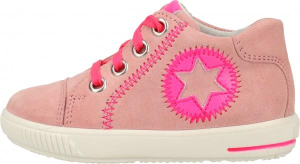 Superfit Sneaker Veloursleder Rosa