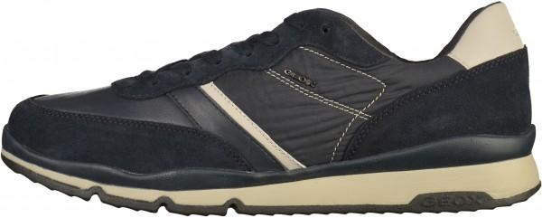 Geox Sneaker Leder Navy