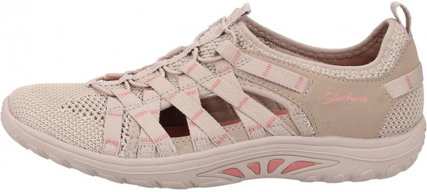 Skechers Sneaker Textil Taupe