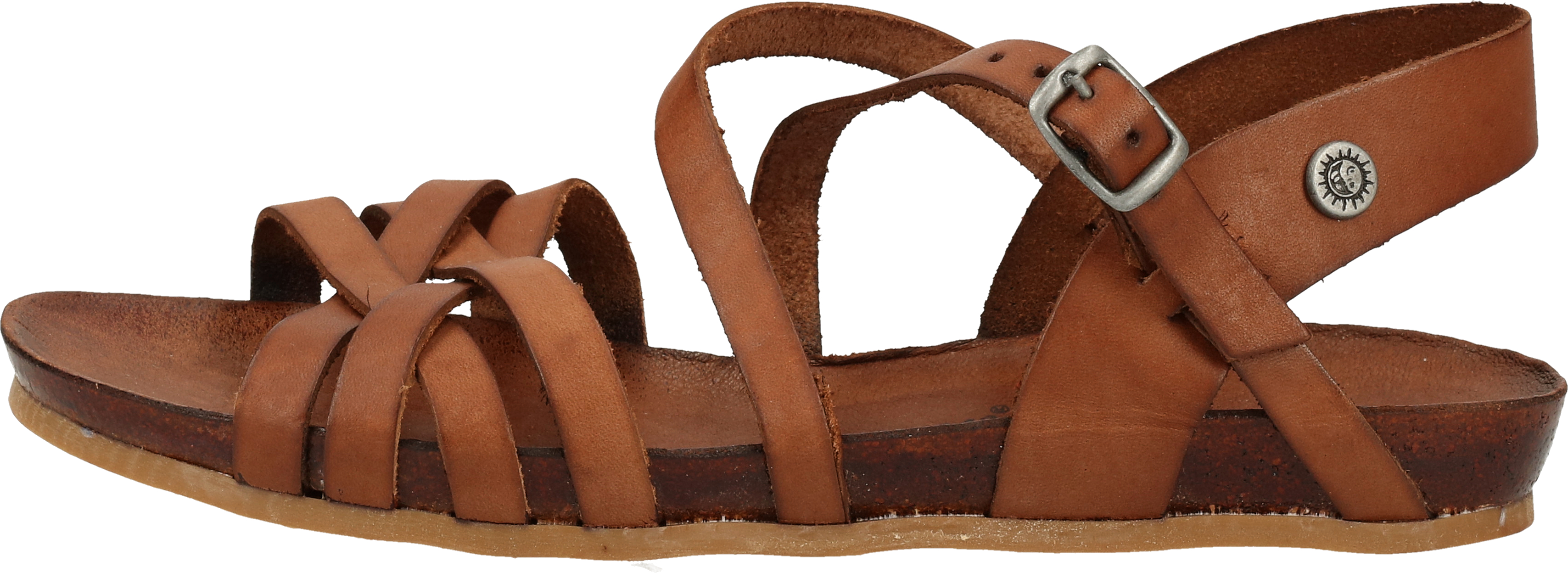 Cosmos Comfort Sandals Leather brown