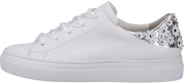 Paul Green Sneaker Leder Weiß