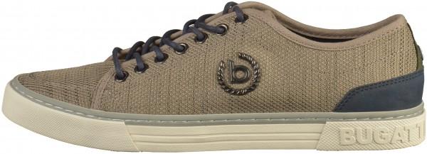 Bugatti Sneaker Textil Grau