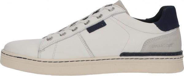Bullboxer Sneaker Leather white
