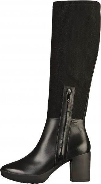 the latest e1cad beb1c Högl Stiefel Leder/Textil Schwarz