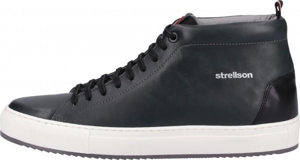 Strellson Sneaker Leder Grün