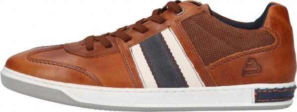Bullboxer Sneaker Leather/Textile Tan