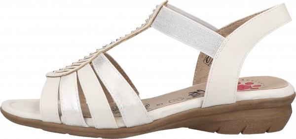 Relife Sandalen Textil Weiß
