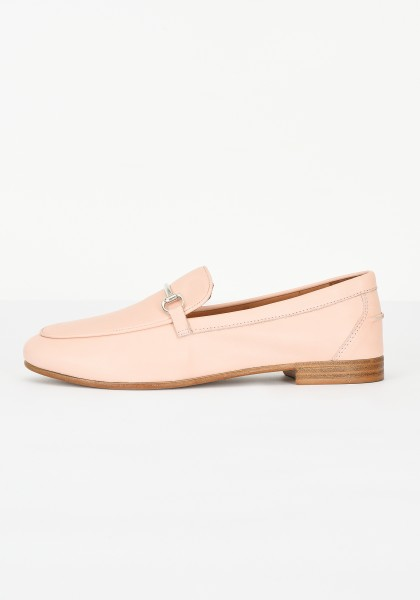 Inuovo Loafers Leather Rose