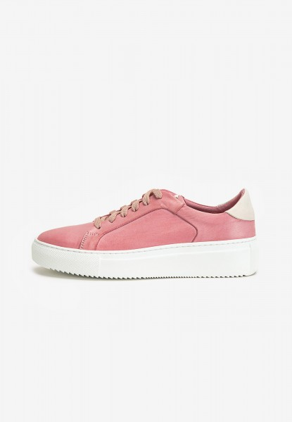 Inuovo Sneaker Leather Pink