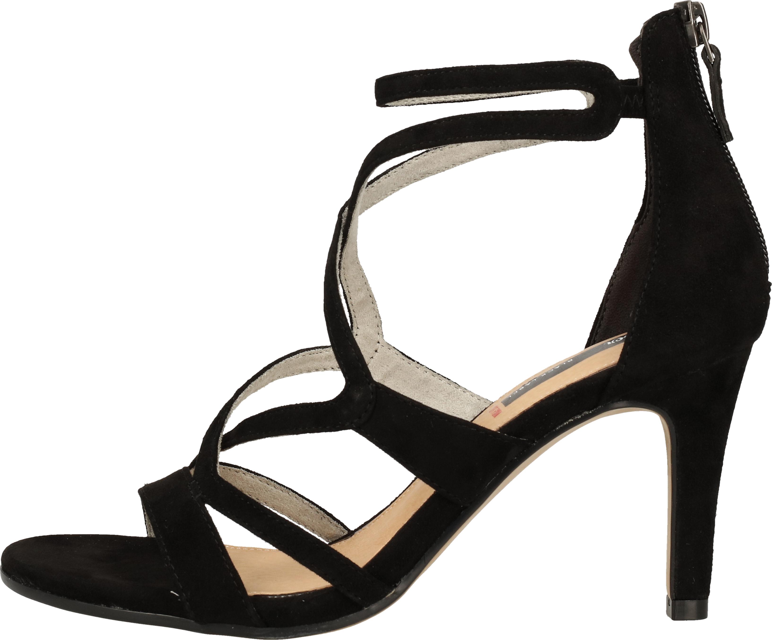 s.Oliver BLACK LABEL Sandals Suede