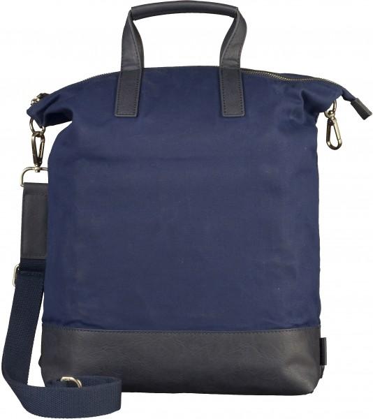 Jost Taschen Lederimitat/Textil Navy