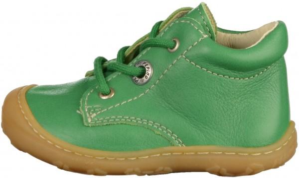 Pepino Halbschuhe Leder Grün