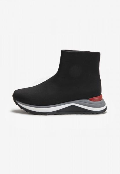 Inuovo Sneaker Textil Schwarz