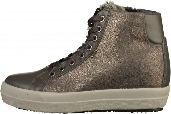 IGI&CO Sneaker Leder Anthrazit