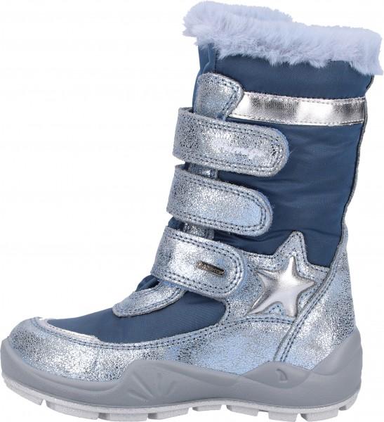 Primigi Stiefel Leder Blau