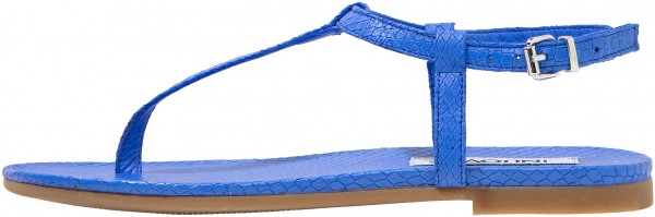 Inuovo Sandals Leather Royal Blue