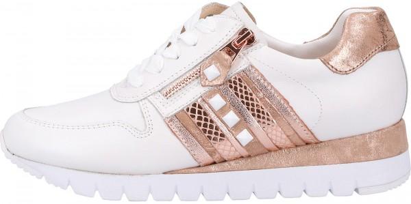 Caprice Sneaker Leder Weiß