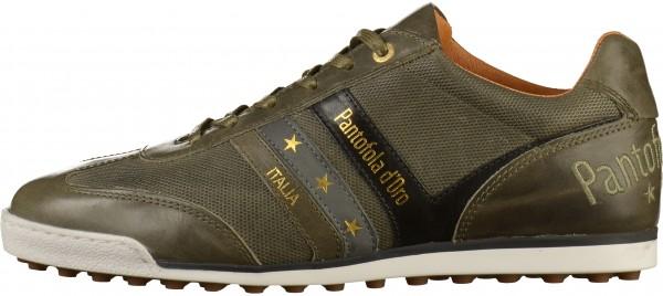 Pantofola d Oro Sneaker Leder Oliv