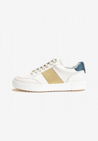 Inuovo Sneaker Leder Gold/Beige