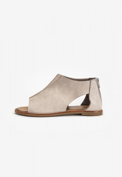 Inuovo Sandals Leather Gray
