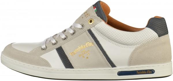 Pantofola d Oro Sneaker Leder Weiß