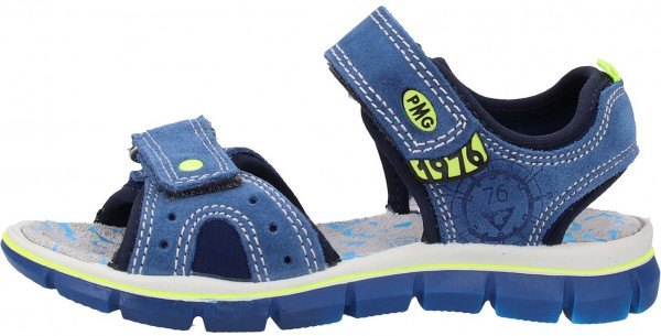 Primigi Sandalen Leder Blau