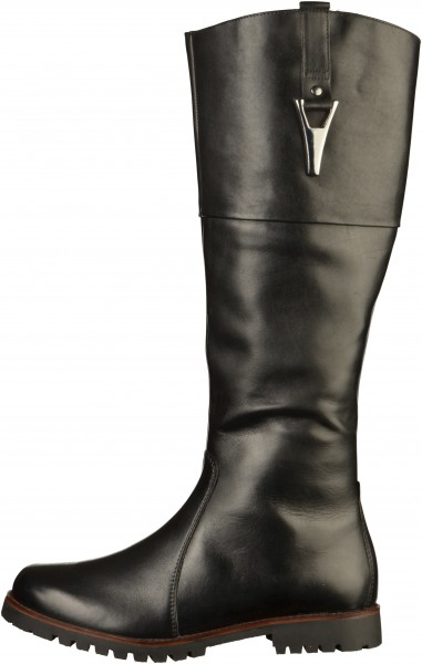 Caprice Boots Leather black2