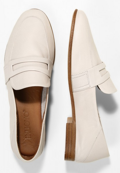 Inuovo Loafers Leather Beige