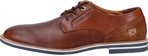 Pantofola d Oro Businessschuhe Leder Braun