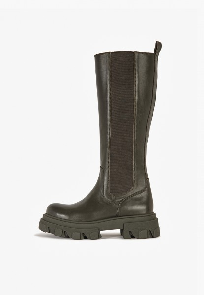 Inuovo Stiefel Leder Army