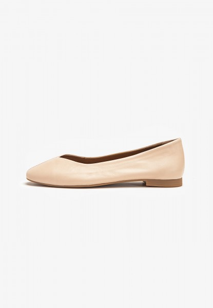 Inuovo Ballerinas Leather Rose