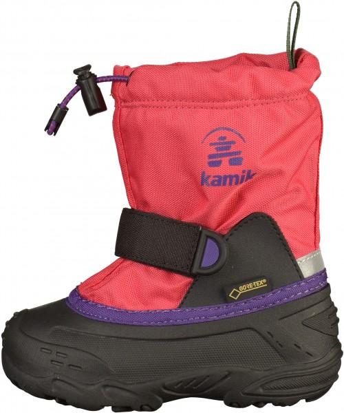 Kamik Boots Synthetics/Textile Dark rose