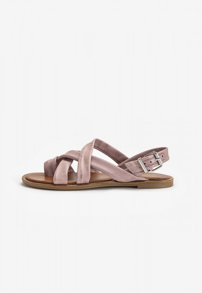 Inuovo Sandals Leather Lilac