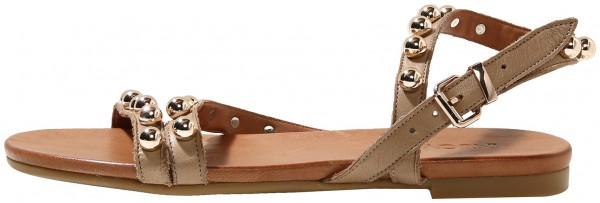 Inuovo Sandals Leather Beige