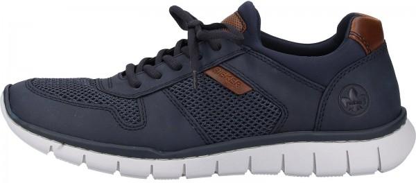 Rieker Sneaker Textil Navy
