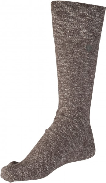 BIRKENSTOCK Rio Socks Socks Viskose brown