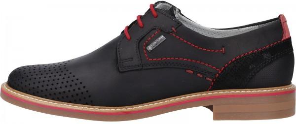 FRETZ men Business shoes Leather black2