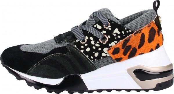Steve Madden Sneaker Veloursleder/Textil Black